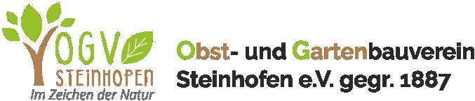 Obst- und Gartenbauverein Steinhofen e.V. gegr. 1887